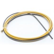 Канал стальной 1,2-1,6мм, 5,4м (желтый) 124.0044 MTL