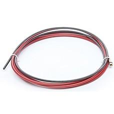 Канал стальной 1,0-1,2мм, 5,4м (красный) 124.0035 MTL