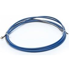 Канал стальной 0,6-0,9мм, 5,4м (голубой) 124.0015 MTL