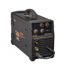 Сварочный инверторный аппарат Сварог REAL MIG 200 (N24002N) Black «ИЗ ПЕТЕРБУРГА»