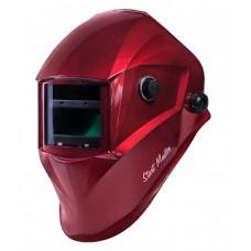 Маска сварщика хамелеон START-MASTER c АСФ 605 (Красная) 51ST605R