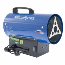 Газовый теплогенератор (пушка) GH-10, 10 кВт СИБРТЕХ (96450)
