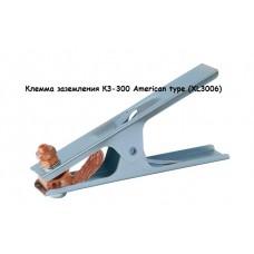 Клемма заземления КЗ-300 (300А) American type (XL3006)