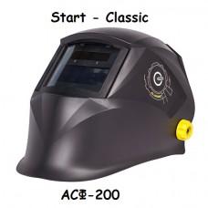 Маска сварщика хамелеон START-Classic АСФ 200 (51st200)