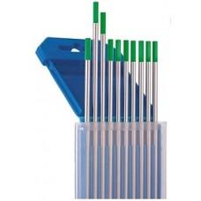 Электрод вольфрамовый WP-20 д.2,4 мм (175мм) (AC) зелёный