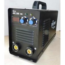 Сварочный инвертор ARC 200 ПРОФИ (ПВ=60%, провода в комплекте, 5,6кВт)