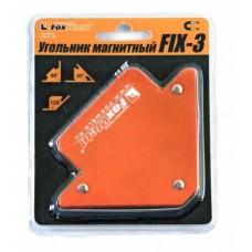 Магнитный угольник 25 LBS (Fix-3, до 11 кг)