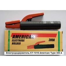Электрододержатель KY-1016 American Type 300 A (медный)