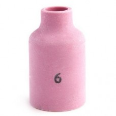 Сопло керамическое короткое, газовая линза №8 д.12,5мм (17-18-26)